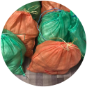Attiéké demi sac (5Kg)